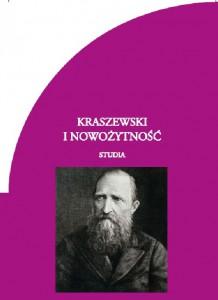 Okładka Kraszewski i nowożytność